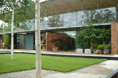 Commercial Garden, Milton Keynes