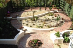 Urban Garden, Turvey, Beds.