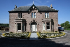 Manor House, Tain