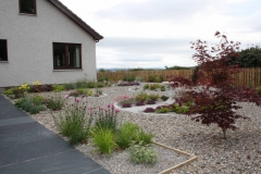 Low maintenance  Garden, N. Kessock