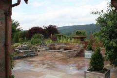 Residential garden, Fort Augustus