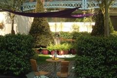 Plymouth Gin Show Garden, Urban Gardens