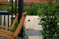 Award winning garden, Bedford